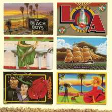 The Beach Boys: L.A. (Light Album) (180g) (Limited Edition), LP
