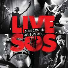 5 Seconds Of Summer: LIVESOS, CD