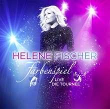 Helene Fischer: Farbenspiel Live - Die Tournee, 2 CDs
