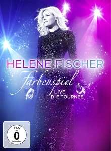Helene Fischer: Farbenspiel Live - Die Tournee, DVD