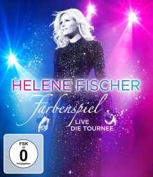 Helene Fischer: Farbenspiel Live - Die Tournee, Blu-ray Disc