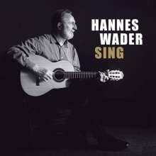 Hannes Wader: Sing, CD