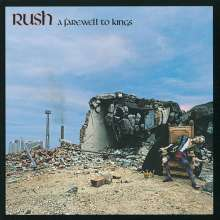 Rush: A Farewell To Kings (180g), LP
