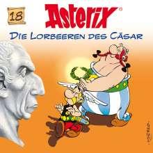 Asterix 18: Die Lorbeeren des Cäsar, CD
