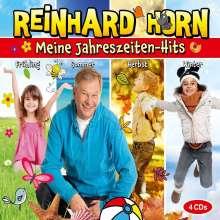 Reinhard Horn: Meine Jahreszeiten-Hits, 4 CDs