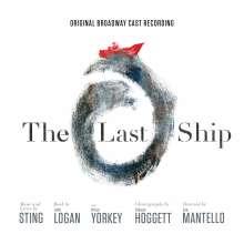 Sting: Musical: The Last Ship (Original Cast Recording), CD