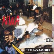 N.W.A: Niggaz4life (180g), LP