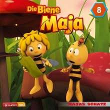 08: Majas Schatz, Der Grosse Streit U.A.(Cgi), CD