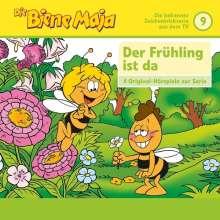 09: Der Frühling Ist Da, Maja Die Riesin u.a., CD