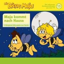 13: Maja Kommt Nach Hause, Ungebetene Gäste u.a., CD