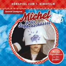 Michel In Der Suppenschüssel (Hörspiel Zum Film), CD