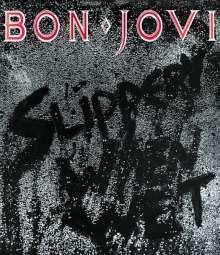 Bon Jovi: Slippery When Wet (Blu-ray Audio), Blu-ray Audio