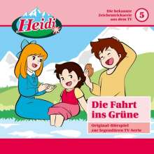 05: Die Fahrt Ins Grüne, CD