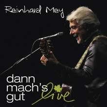 Reinhard Mey: Dann mach's gut: Live, 2 CDs