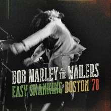Bob Marley (1945-1981): Easy Skanking In Boston '78 (CD + Blu-ray), 1 CD und 1 Blu-ray Disc