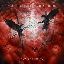 Von Hertzen Brothers: New Day Rising, CD