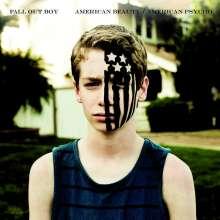 Fall Out Boy: American Beauty/ American Psycho (Blue Vinyl), LP