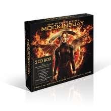 Filmmusik: Die Tribute von Panem - Mockingjay Teil 1 (OST & Score), 2 CDs