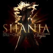 Shania Twain: Still The One: Live From Vegas 2012, CD