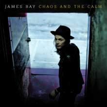 James Bay: Chaos And The Calm (Deluxe Edition) (Digisleeve) (15 Tracks), CD