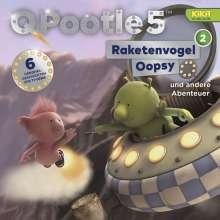 02: Raketenvogel Oopsy U.A., CD