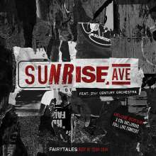 Sunrise Avenue: Fairytales: Best Of 2006 - 2014 (Orchestral Version/Live) (Deluxe Edition), 3 CDs