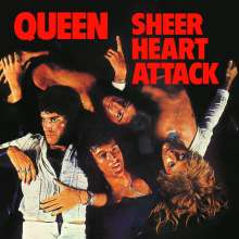 Queen: Sheer Heart Attack (180g) (Limited Edition) (Black Vinyl), LP