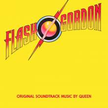 Queen: Filmmusik: Flash Gordon (180g) (Limited Edition) (Black Vinyl), LP