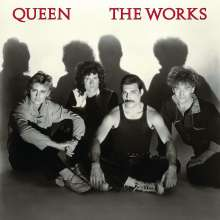 Queen: The Works (180g) (Limited Edition) (Black Vinyl), LP