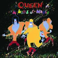 Queen: A Kind Of Magic (180g) (Limited Edition) (Black Vinyl), LP