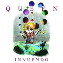 Queen: Innuendo (180g) (Limited Edition) (Black Vinyl), 2 LPs