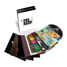 The Band: The Capitol Albums 1968-1977 (180g) (Limited Edition Vinyl Box), 9 LPs