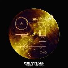Mini Mansions: The Great Pretenders, CD