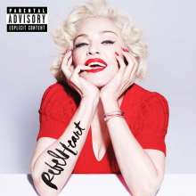 Madonna: Rebel Heart (Jewelcase) (Explicit) (14 Tracks), CD