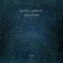 Keith Jarrett (geb. 1945): Creation: Live 2014, CD
