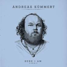 Andreas Kümmert: Here I Am (Erweitertes Tracklisting), CD