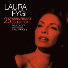 Laura Fygi (geb. 1955): 25th Anniversary Collection: Fans' Choice, 2 CDs