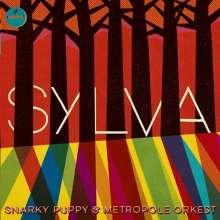 Snarky Puppy & Metropole Orkest: Sylva (CD + DVD) (Digipack), 1 CD und 1 DVD