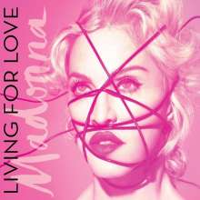 Madonna: Living For Love (2-Track), Maxi-CD