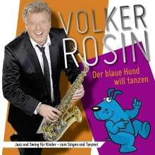 Volker Rosin: Der blaue Hund will tanzen, CD