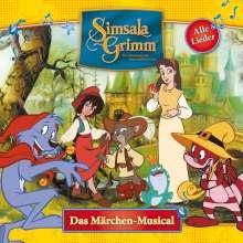 Simsalagrimm - Das Märchen-Musical, CD