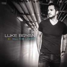 Luke Bryan: Kill The Lights, CD