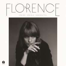 Florence & The Machine: How Big, How Blue, How Beautiful (Deluxe Edition), CD