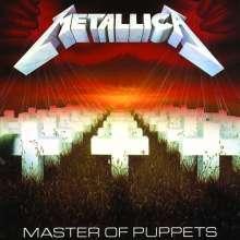 Metallica: Master Of Puppets (180g), LP
