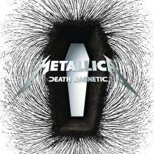 Metallica: Death Magnetic (180g), 2 LPs