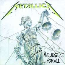 Metallica: And Justice For All (180g), 2 LPs