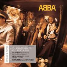 Abba: Abba (Deluxe-Edition), 1 CD und 1 DVD