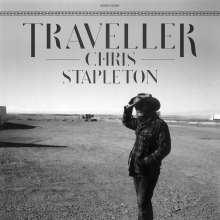 Chris Stapleton: Traveller, 2 LPs