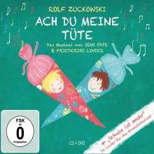 ACH DU MEINE TÜTE (MUSICAL + 14 GRUNDSCHULLIEDER), 2 CDs