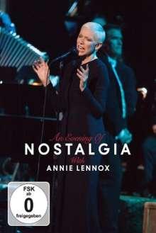 Annie Lennox: An Evening Of Nostalgia With Annie Lennox, DVD